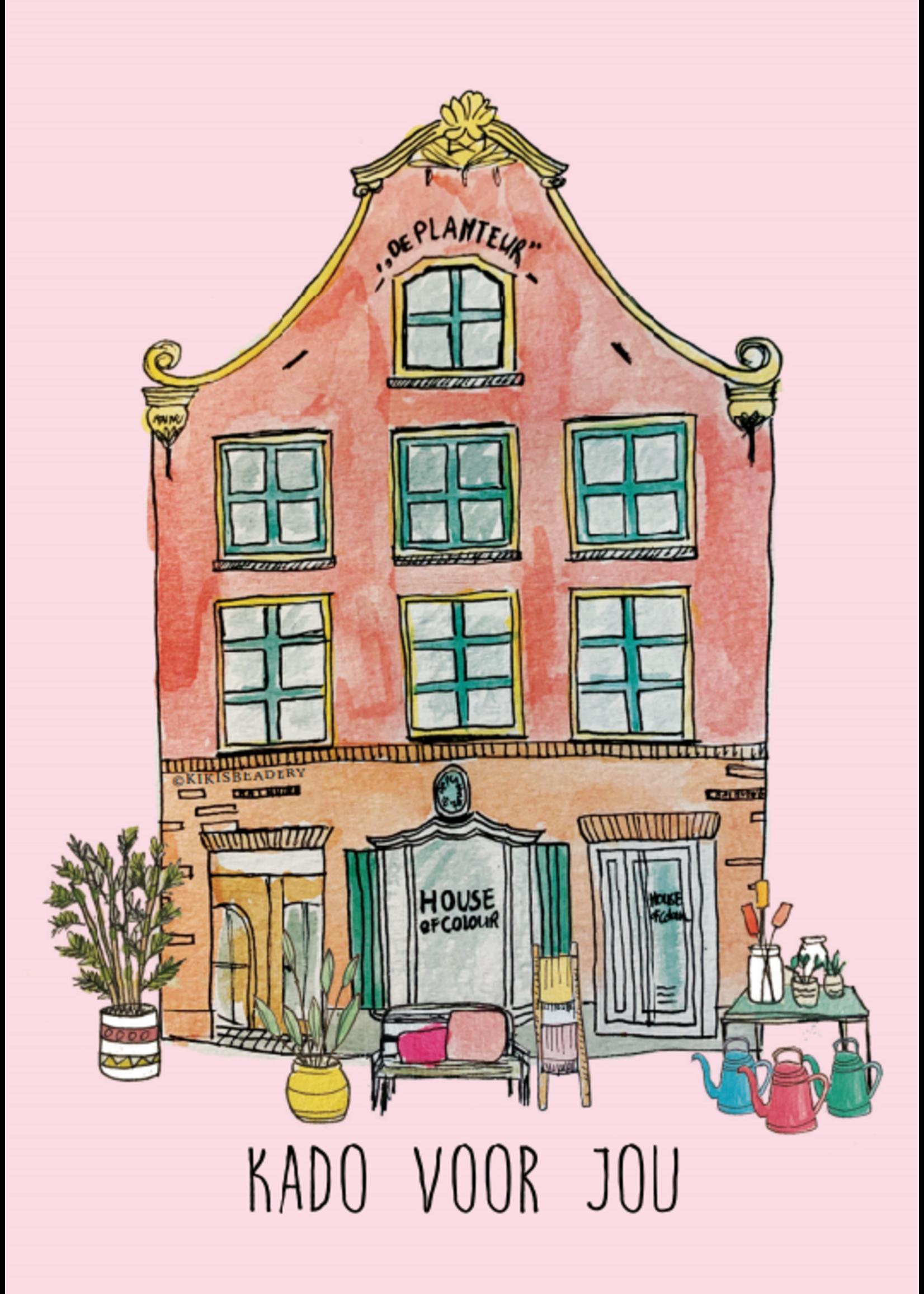 House of Colour Kadobon €15
