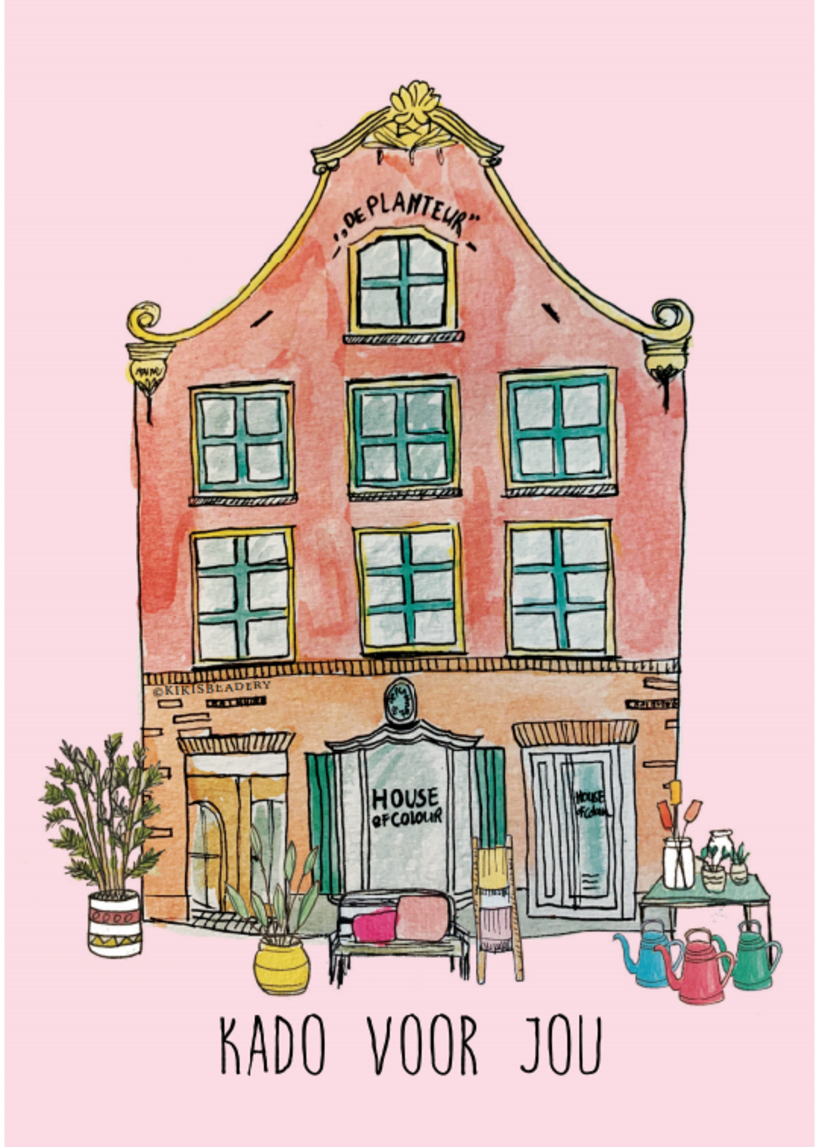 House of Colour Kadobon €25