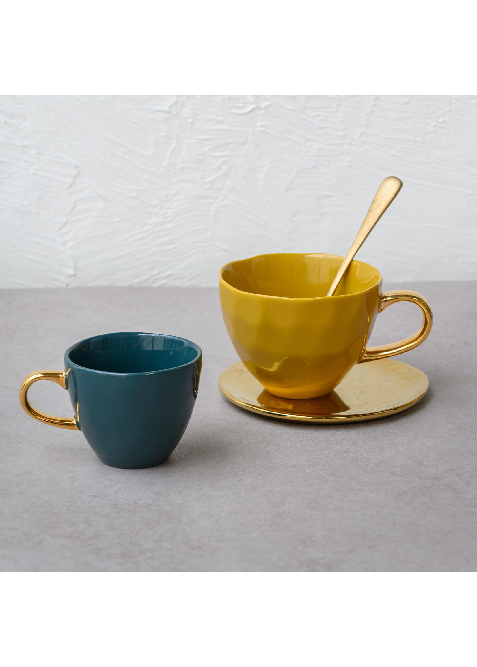 Urban Nature Culture Good Morning cup mini blauw groen