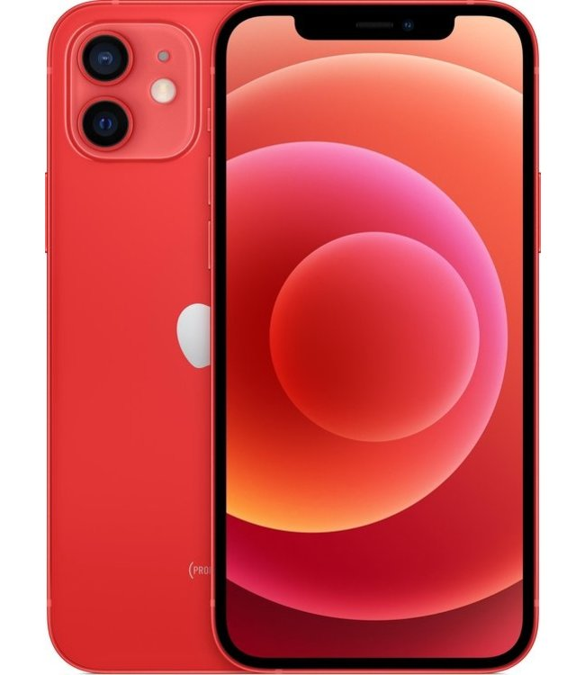 Apple iPhone 12 64GB Rood 5G