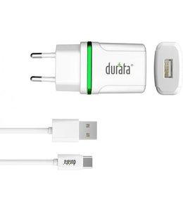 Durata Telefoon Adapter USB C