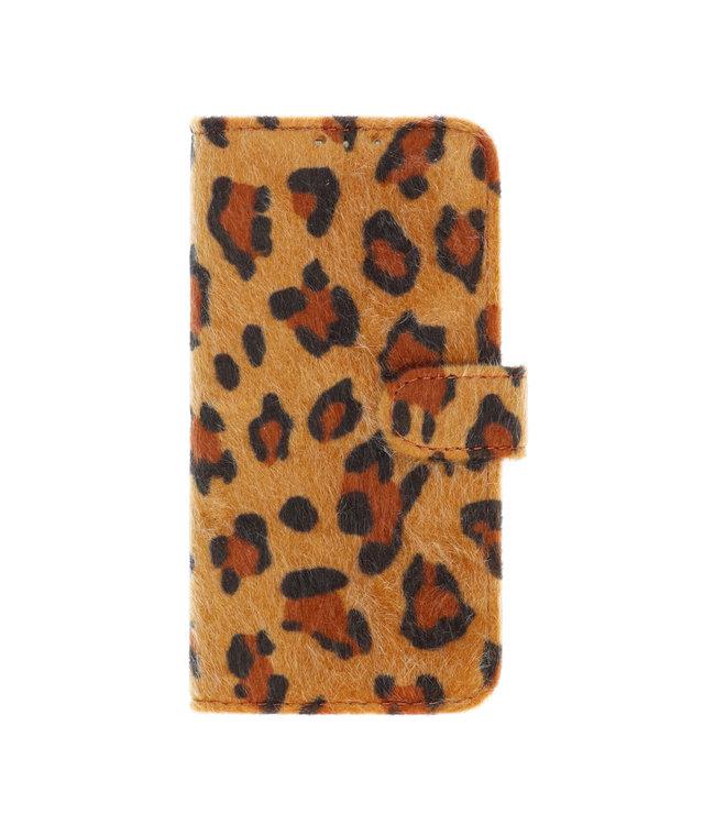 Polar Bear iPhone 12 Bookcase panter print