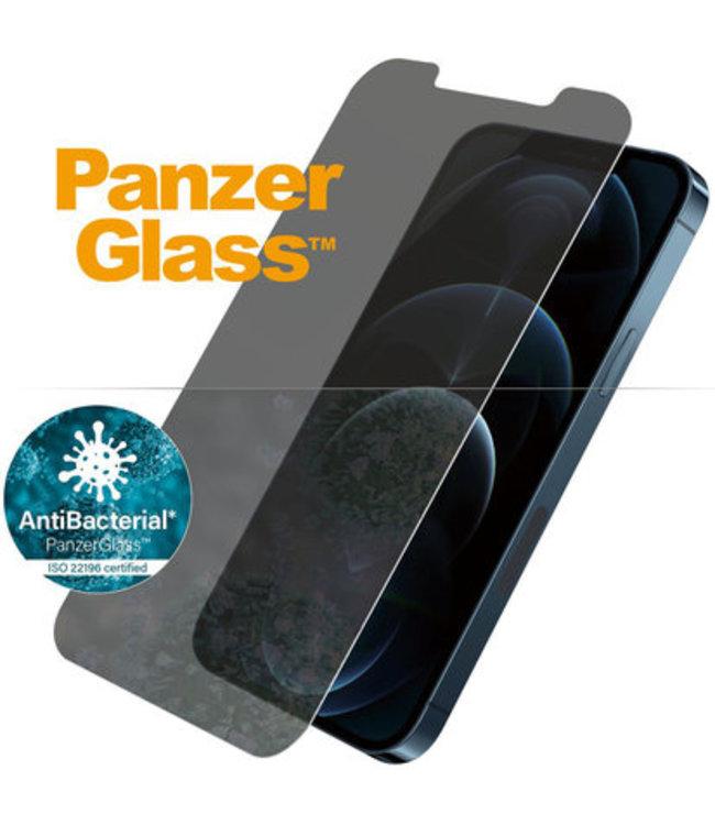 Apple PanzerGlass Privacy Glazen iPhone 12  Pro Max