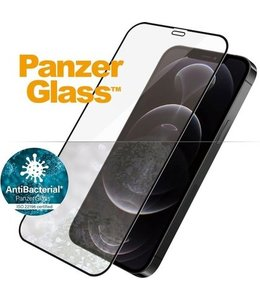 Apple PanzerGlass Edge-to-Edge Glazen iPhone 12/iPhone 12 Pro