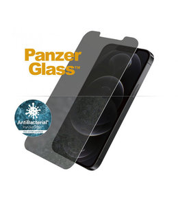 Apple PanzerGlass Privacy Glazen iPhone 12/iPhone 12 Pro