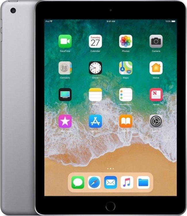 Apple iPad 9.7 (2018) 32GB Wifi  Zwart