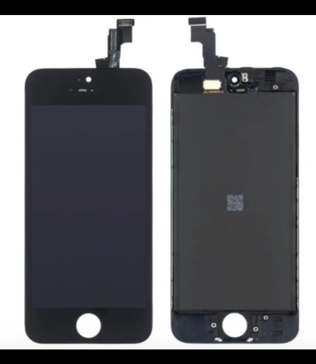 Apple iPhone SE 2016 Scherm A++ Kwaliteit (Zwart)