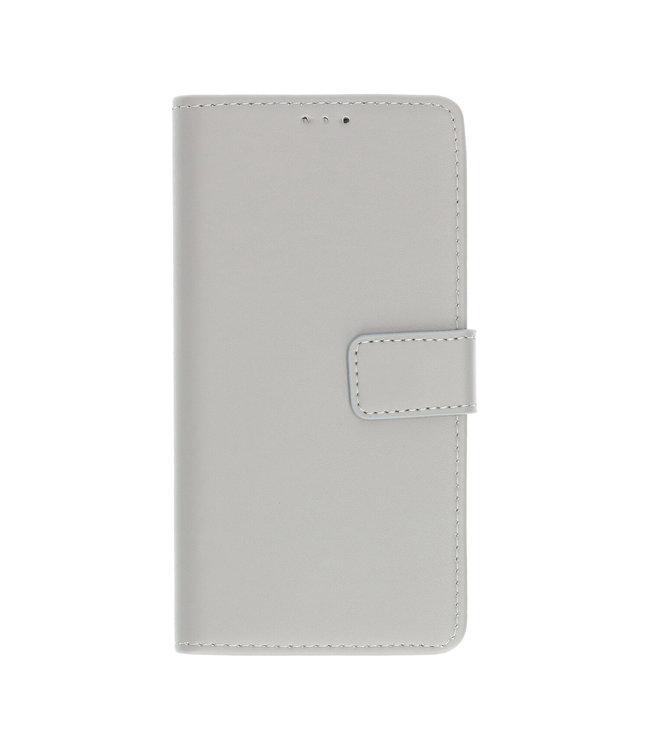 Polar Bear iPhone 11 Pro Max Bookcase Licht Grijs