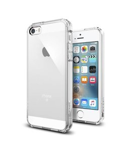 Sino Tech iPhone 5S/SE Hoesje Schokbestendig Transparant