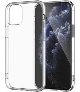 Sino Tech iPhone 12 Pro Max Hoesje Transparant