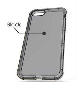 Sino Tech iPhone 7/8/SE 2020 Hoesje Schokbestendig Donker Transparant