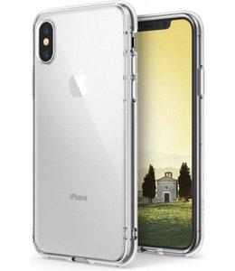 Sino Tech iPhone X/XS Hard Hoesje Transparant