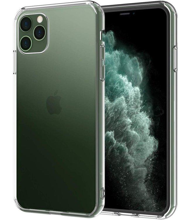 Sino Tech iPhone 11 Pro Max Hoesje Transparant