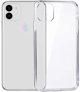 Sino Tech iPhone 11 Hoesje Transparant