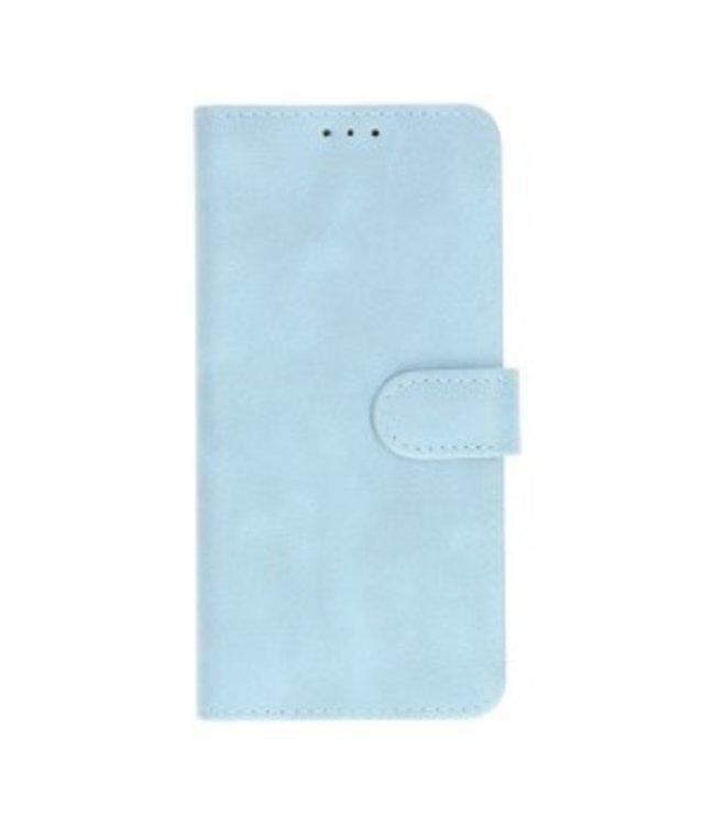 Polar Bear Samsung Galaxy S20-FE Bookcase Licht Blauw