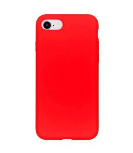 Sino Tech iPhone 7/8/SE 2020 Silicone Hoesje Rood