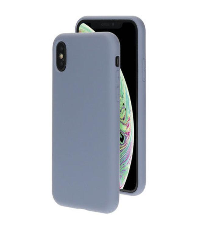 Sino Tech iPhone X/XS Silicone Hoesje Grijs
