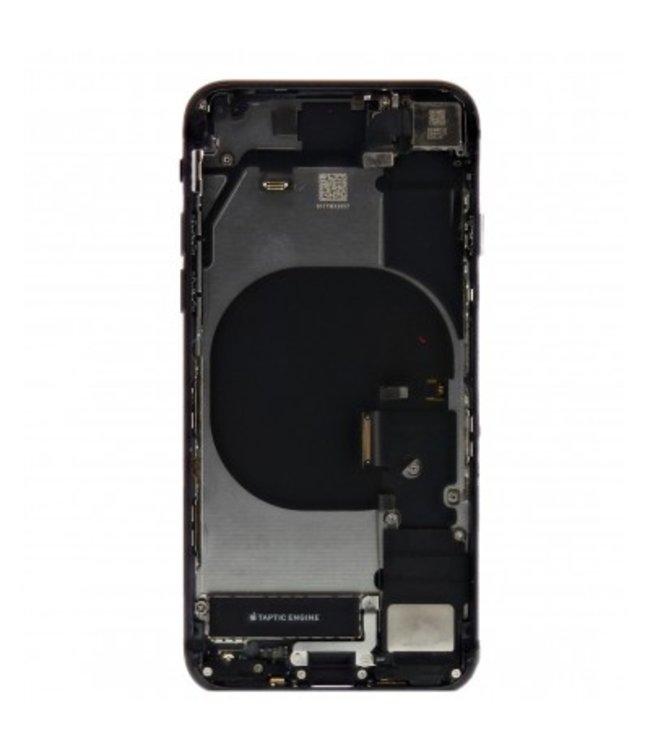 iPhone 8 Frame Behuizing Black Pulled