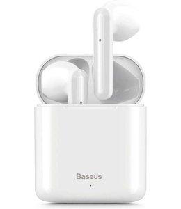 Baseus Wireless Earphones Encok W09 - Wit