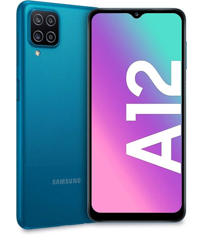 Samsung Galaxy A12 128GB Blauw