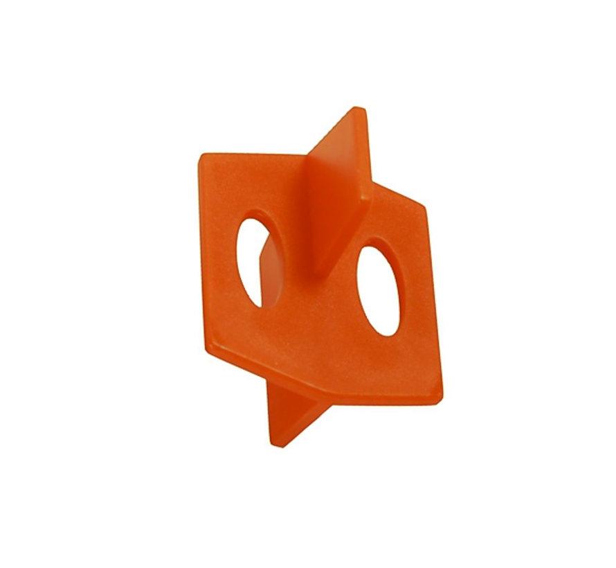 Fix Plus ® Herbruikbare Multi Cross Tegelkruisjes 1mm.