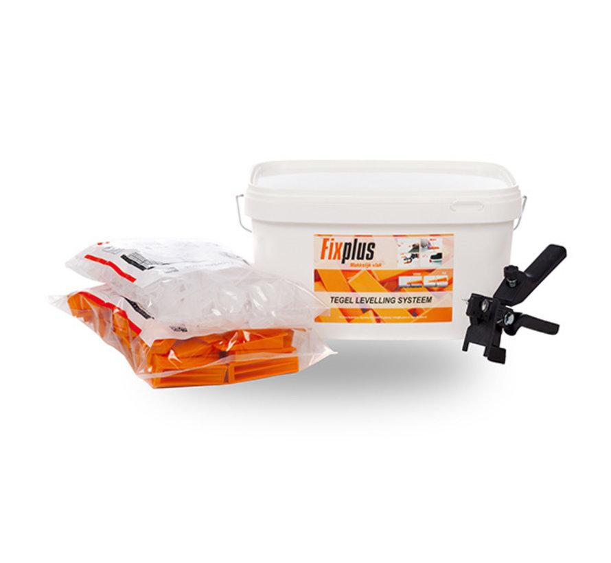 Tegel leveling starters kit