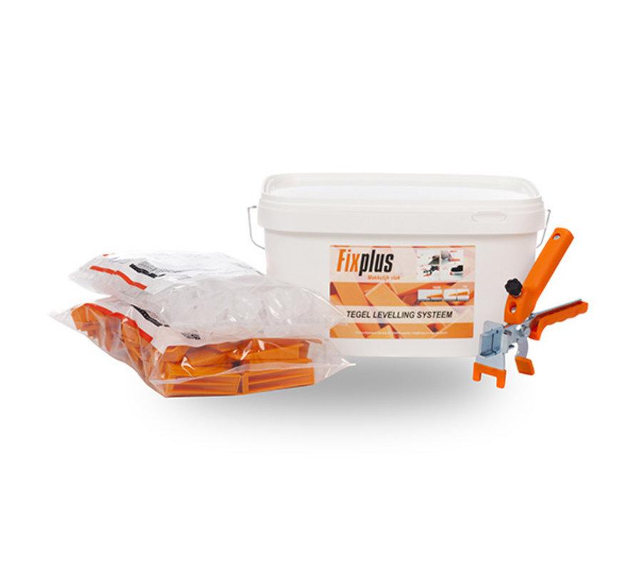 Fix Plus ® Starters Kit 100 PRO 2mm.
