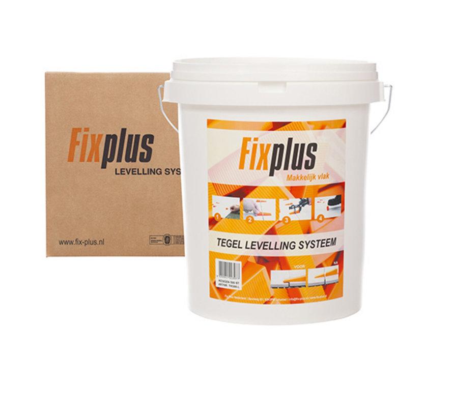 Fix Plus ® Starters Kit XXL BASIC 1,5mm.
