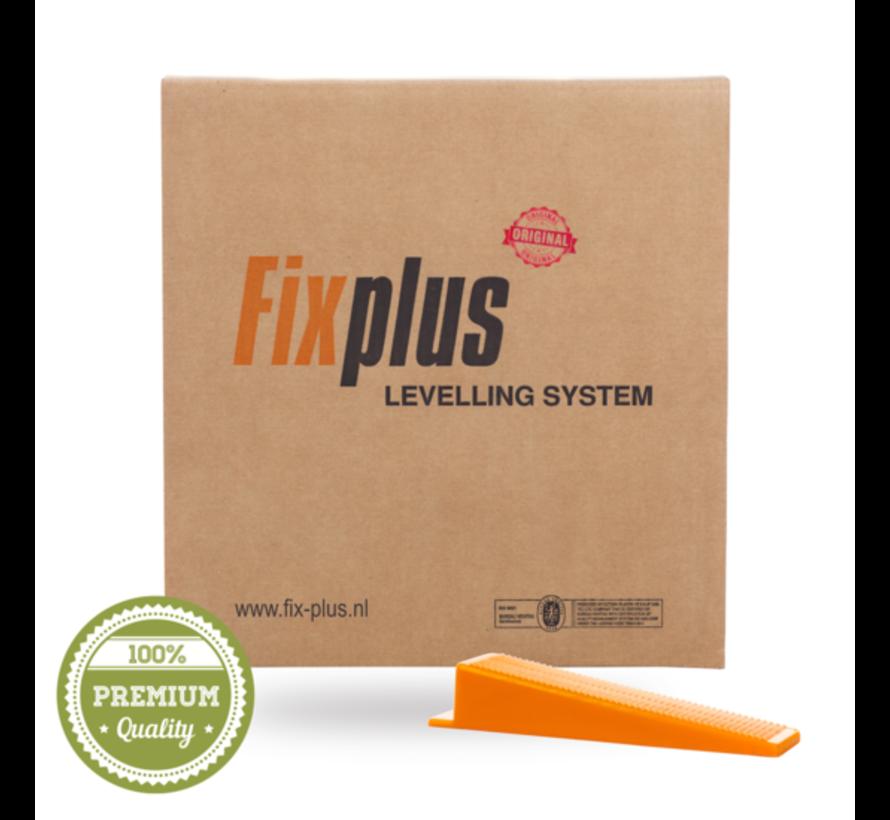 Fix Plus ® Levelling Keggen 1000 st.