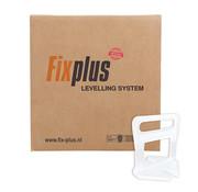 Fix Plus ® Levelling Clips 2000 st. 1mm.