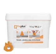 Fix Plus ® Twist Caps 300 st.