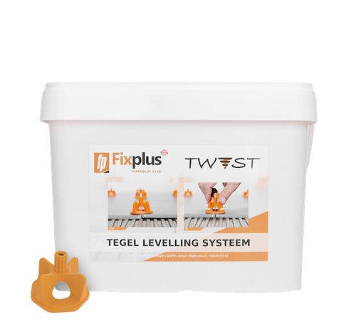 Fix Plus ® Fix Plus ® Twist Caps 300 st.