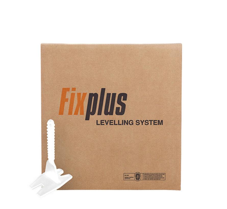 Fix Plus ® Twist Clips 2500 st. 2 mm