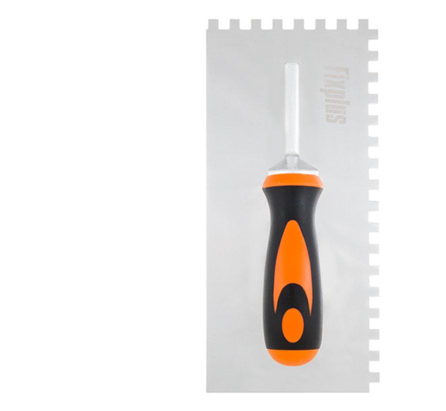 Fix Plus ® Lijmkam RVS 8mm.