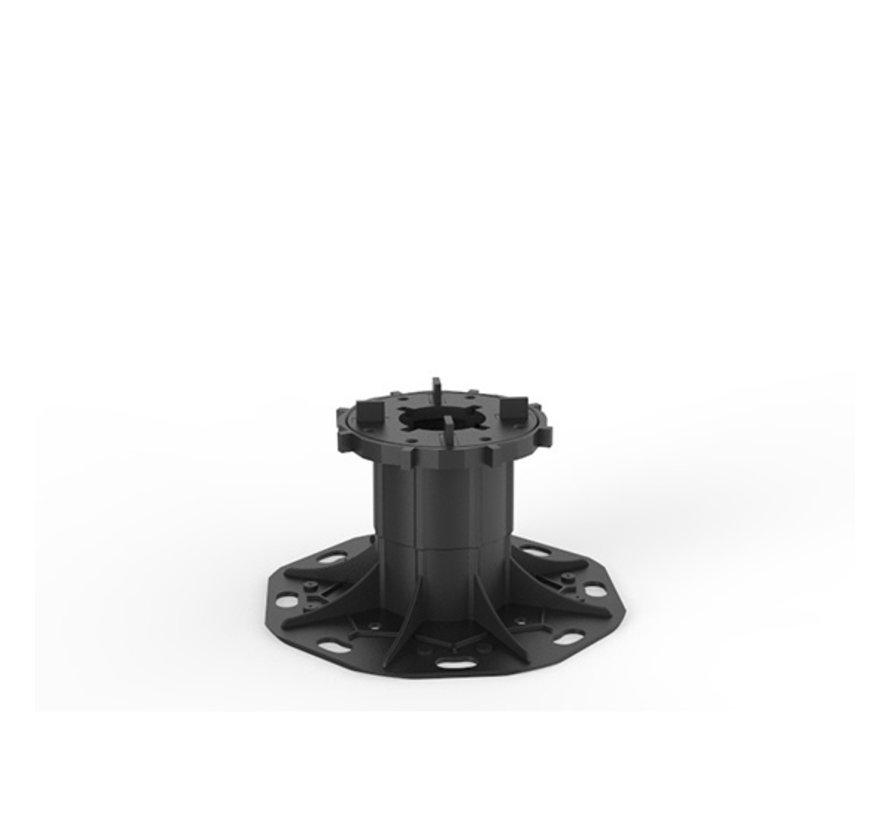 Fix Plus ® Tegeldrager BS60-05 Verstelbaar 102 - 130 mm