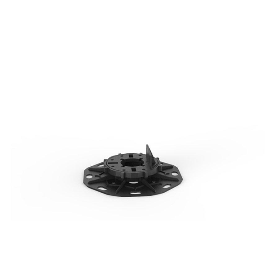 Fix Plus ® Balkendrager BSW60-01 Verstelbaar 32 - 38 mm