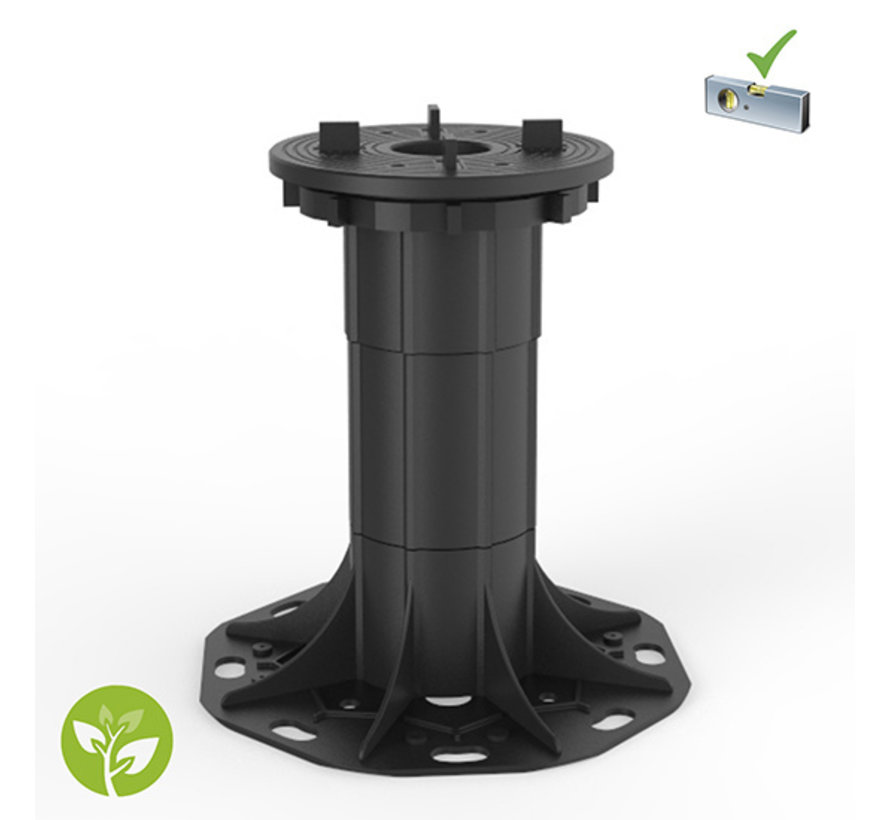 Fix Plus ® Tegeldrager Zelf Nivellerend SL60-09 Verstelbaar 210 - 235 mm