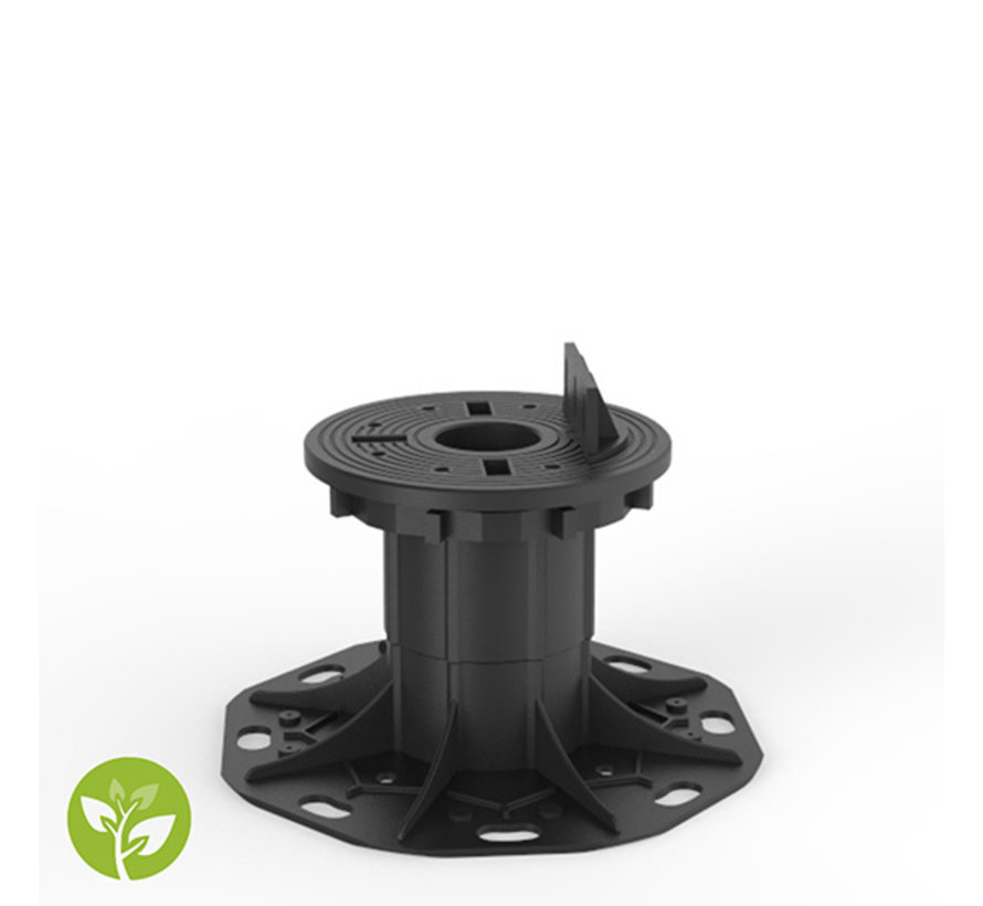 Fix Plus ® Balkendrager SLW60-05 Zelf Nivellerend 112 - 140 mm