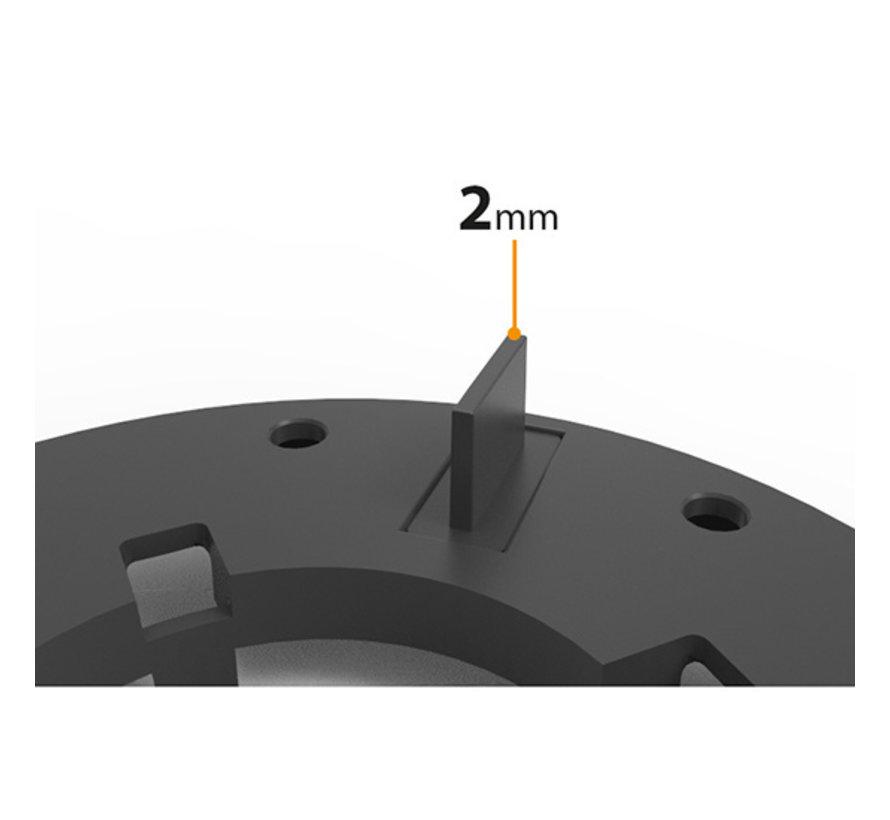 Fix Plus ® Tabs 2 mm. TC0002