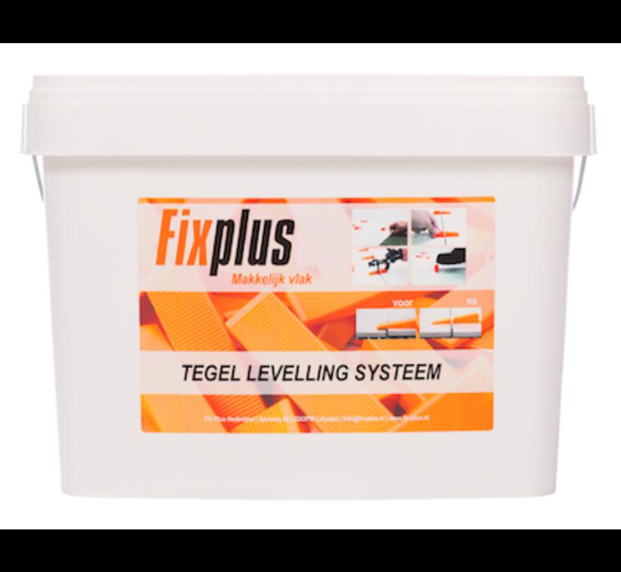 Fix Plus ® Starters Kit 100 Basic 2mm L.