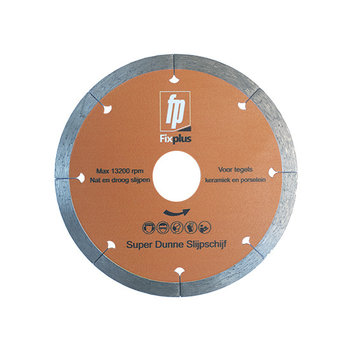 Fix Plus ® Fix Plus ® Diamantblad Pro 1,2 ø 115