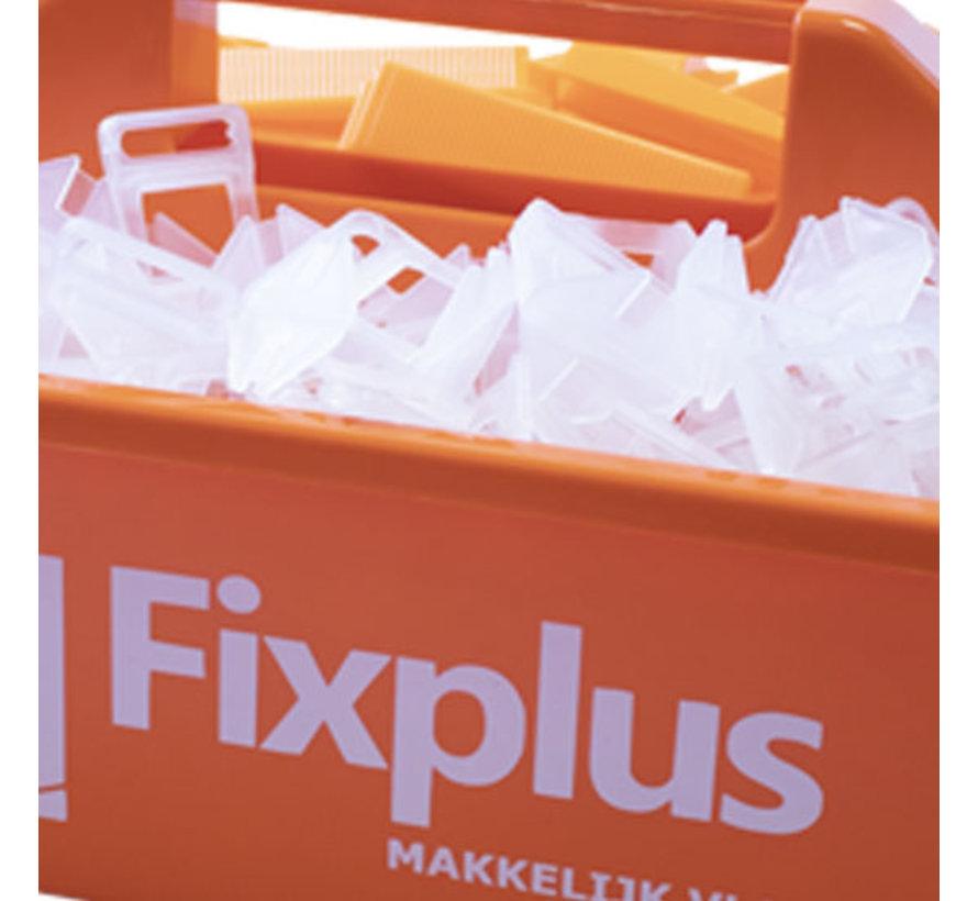 Fix Plus ® Kunststof Gereedschapsbak