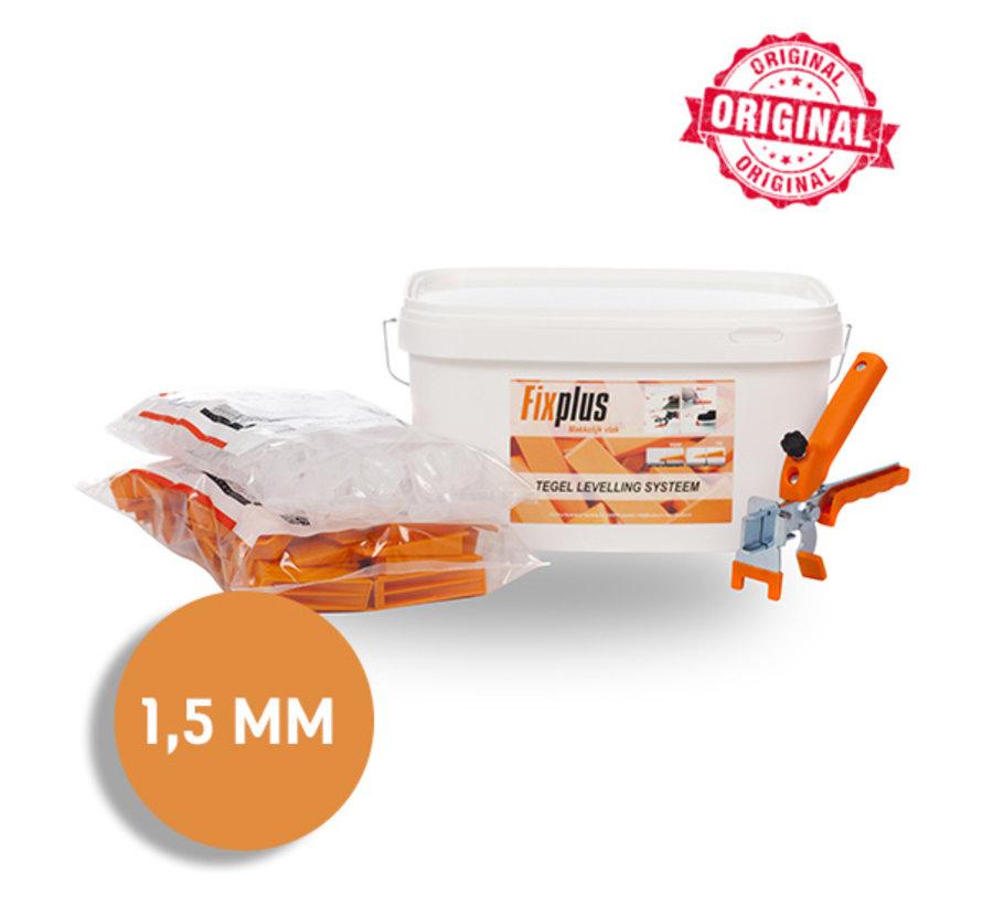 Fix Plus ® Starters Kit 250 PRO 1,5mm.