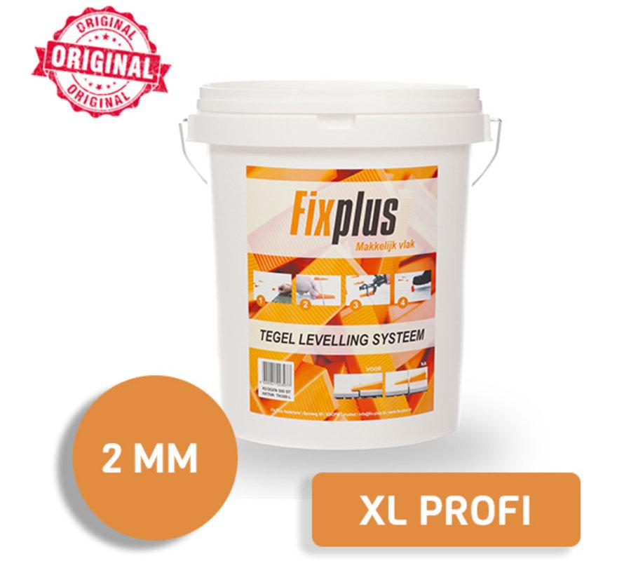 Fix Plus ® Starters Kit XL PRO 2mm.