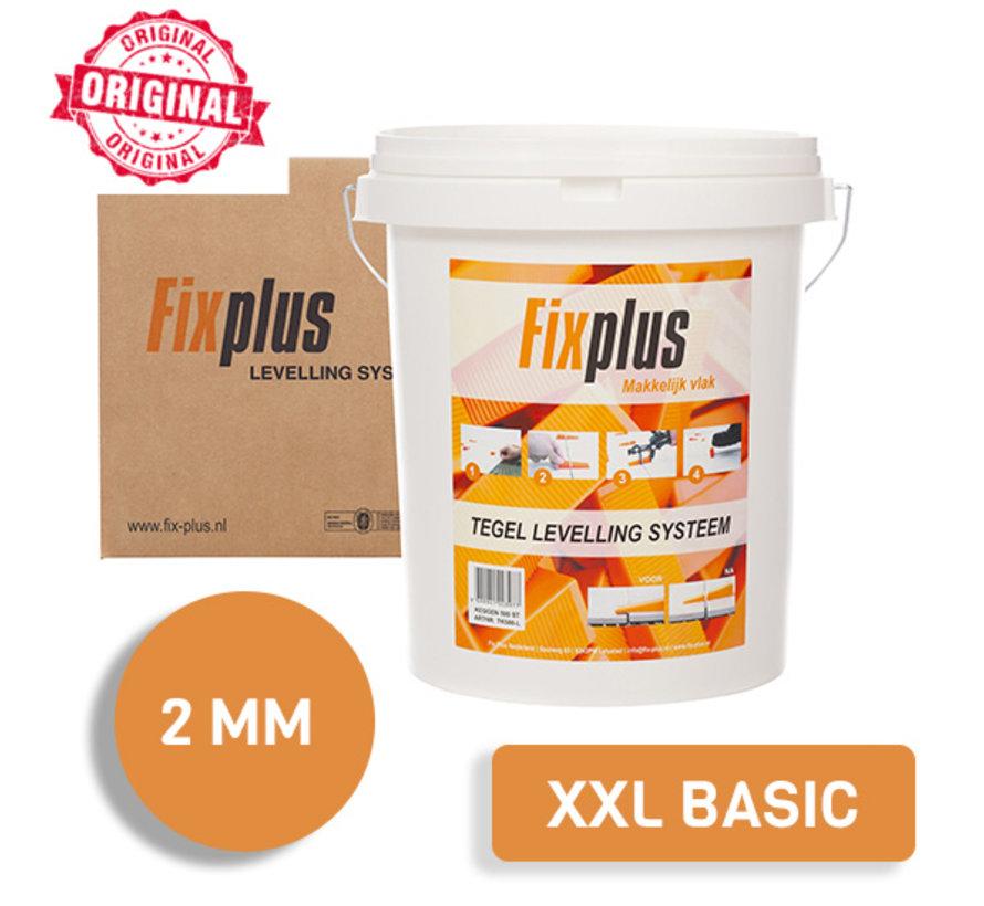 Fix Plus ® Starters Kit XXL BASIC 2mm.