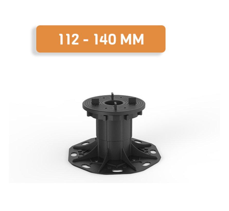 Fix Plus ® Tegeldrager Zelf Nivellerend SL60-05 Verstelbaar 112 - 140 mm