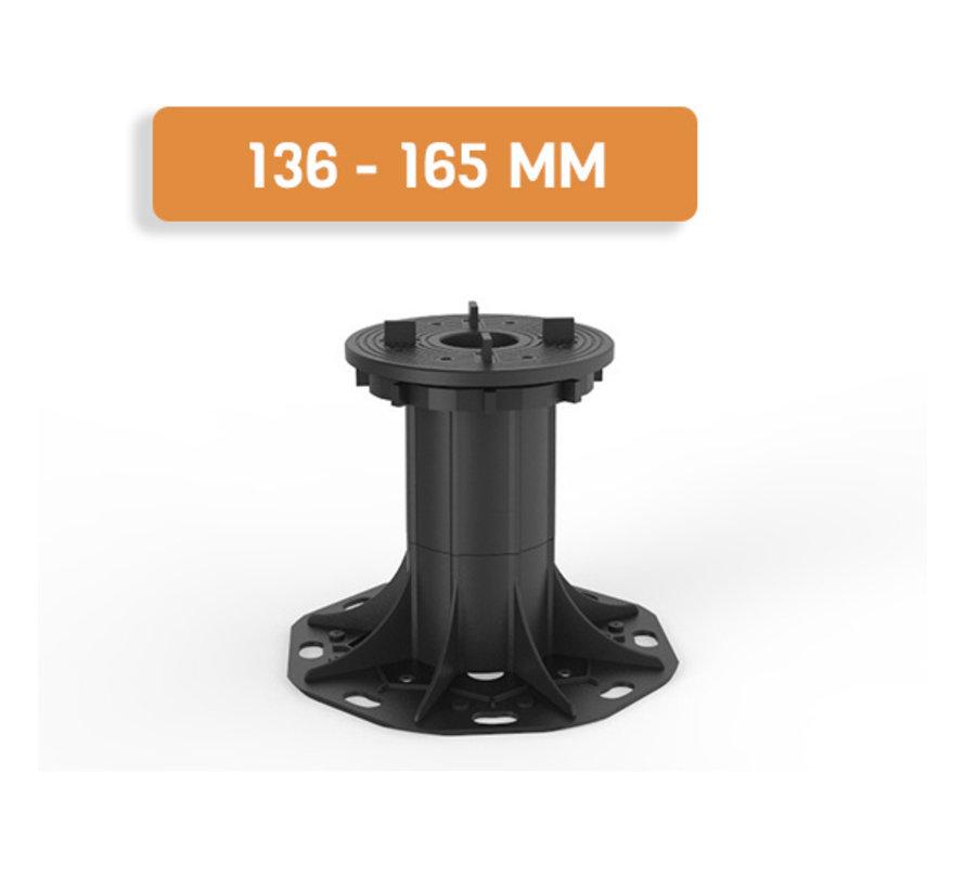 Fix Plus ® Tegeldrager Zelf Nivellerend SL60-06 Verstelbaar 136 - 165 mm