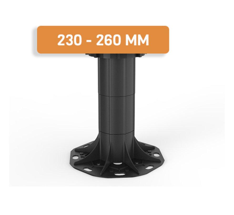 Fix Plus ® Balkendrager SLW60-10 Zelf Nivellerend  230 - 260 mm