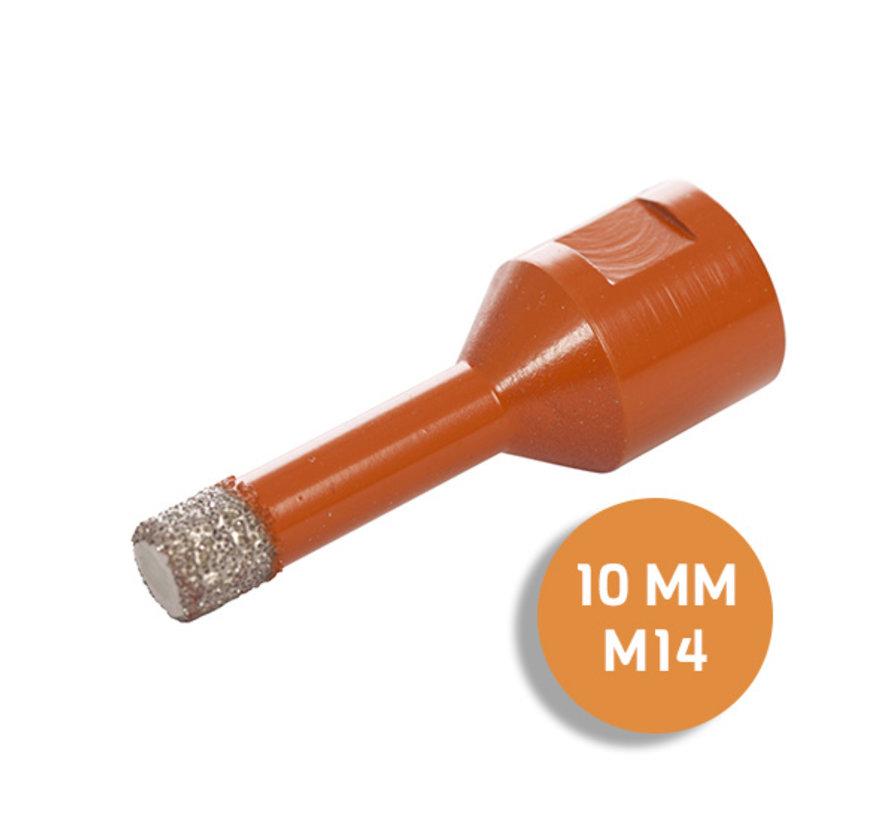 Fix Plus ® Tegelboor M14 - Wax Ø 10mm.