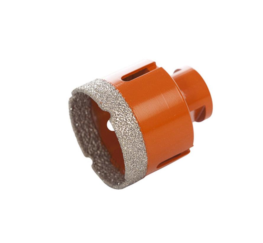 Fix Plus ® Tegelboor M14 - Ø 55mm.